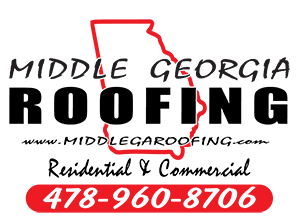 Logo Middle Georgia Roofing